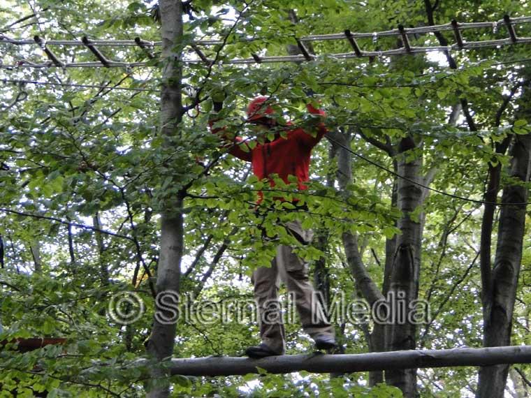 Kletterausrüstung Lübeck : Hochseilgarten travemünde klettern ab 3 jahre bei lübeck an der