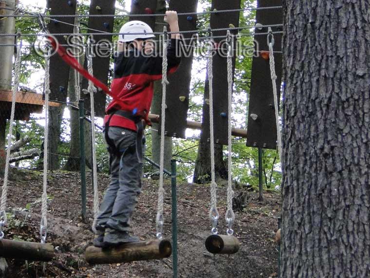 Kletterausrüstung Kiel : Hochseilgarten travemünde klettern ab 3 jahre bei lübeck an der